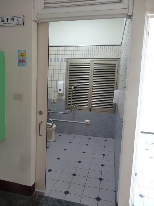 光禧樓無障礙廁所